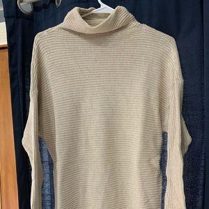 Michael Kors mock turtleneck sweater